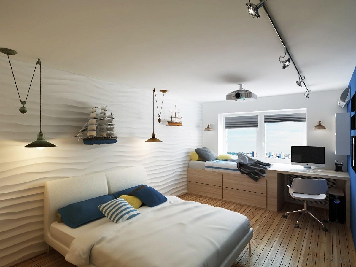 Дизайн квартир корабль